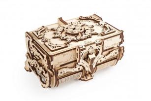 Механічна модель «Антикварна скринька»