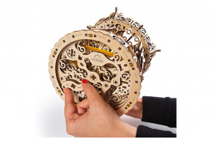 Механічний 3D конструктор «Карусель»