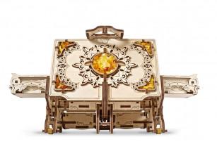 Механическая модель «Янтарная шкатулка»