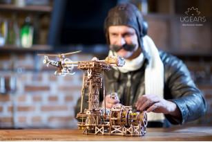 Механическая модель Авиатор