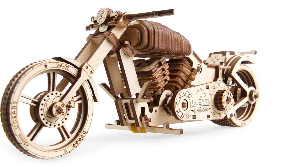 Механічна модель «Байк VM-02»