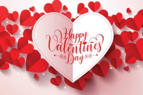 Скоро День Святого Валентина