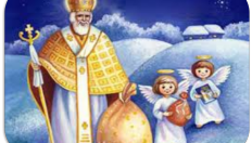 Акція до Дня Святого Миколая