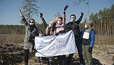 Мільйони дерев посаджено! Ugears долучився до ініціативи Greening of the planet