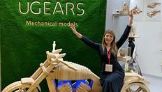 Команда Ugears презентує нові моделі на Spielwarenmesse'2020