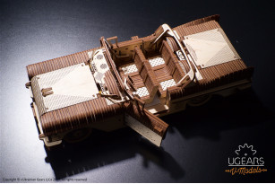 Механическая модель Кабриолет мечты VM-05