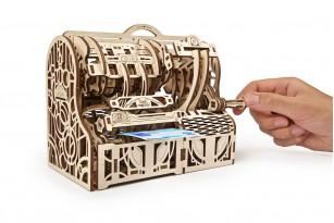 Механічна модель «Касовий апарат»