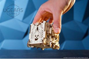 Механічна модель Модульний Дайс-Тауер для настільних ігор
