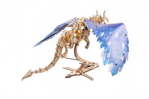 Механічна модель Дракон Буревій