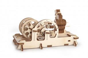 Модель  «Пневматичний двигун»