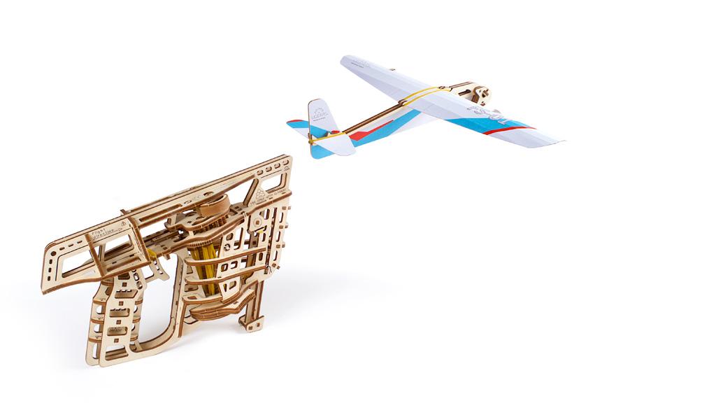 Механічна модель Запускач літаків