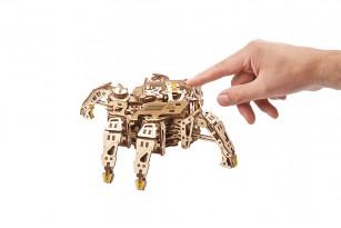 Механическая модель Гексапод Исследователь