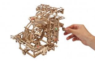 Механическая модель Марбл-трасса Ступенчатый подъемник