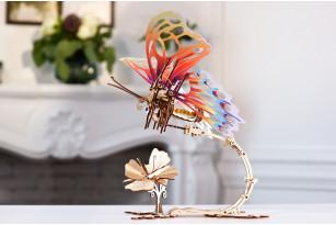 3D пазл механічний Метелик
