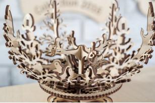 Модель «Механічна квітка-скринька»