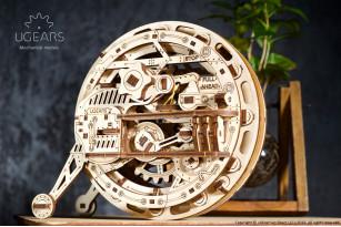 Механическая модель «Моноколесо»