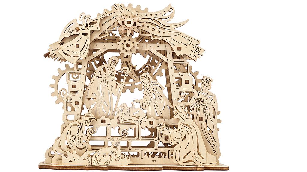 Механическая модель «Рождественский Вертеп»