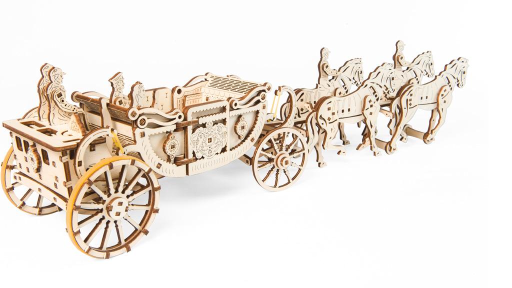Модель «Королевская карета»