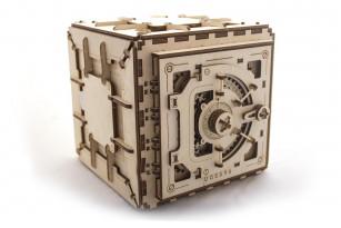 Механічний 3D пазл «Сейф»