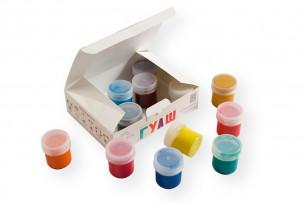 Гуаш для малювання «Gearsy Art» набір 12 кольорів
