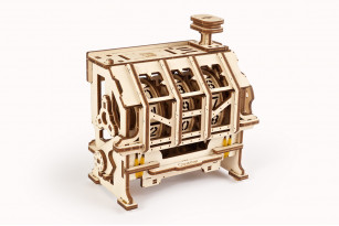 Механическая STEM-модель «Счетчик»