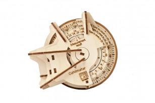 Механічна STEM-модель «Курвіметр»