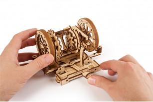 Механічна STEM-модель «Диференціал»