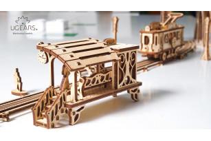 Модель «Трамвайна лінія». Серія «Механічне місто»