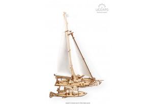 Механічна модель Тримаран Меріхобус