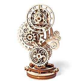 Стімпанк-годинничок